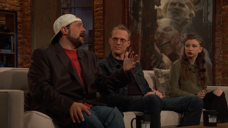 Talking Dead: Bonus Scene: Talking Dead: Episode 602