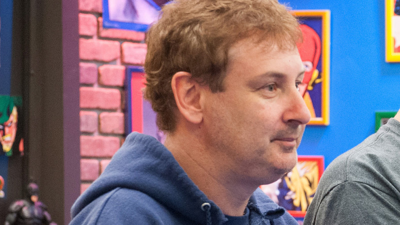 <em>Comic Book Men</em> Q&#038;A &#8211; Walt Flanagan
