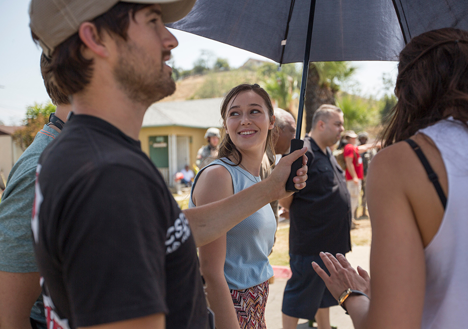Fear the Walking Dead Season 1 Behind-the-Scenes Photos