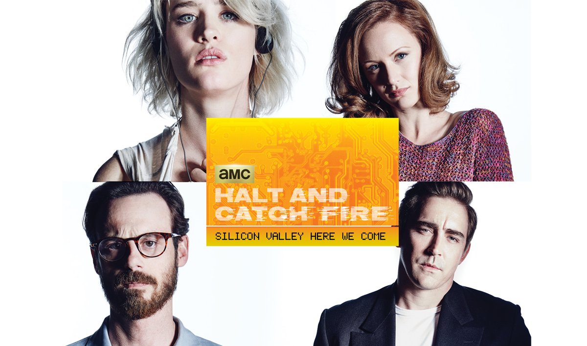AMC Renews Critically Acclaimed <em>Halt and Catch Fire</em> For Season 3