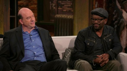 """Talking Dead on """"Here's Not Here"""""""