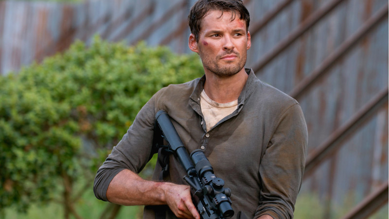 <em>The Walking Dead</em> Q&#038;A &#8211; Austin Nichols (Spencer Monroe)