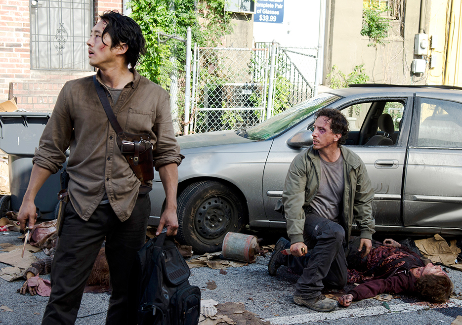 The Walking Dead s06E03