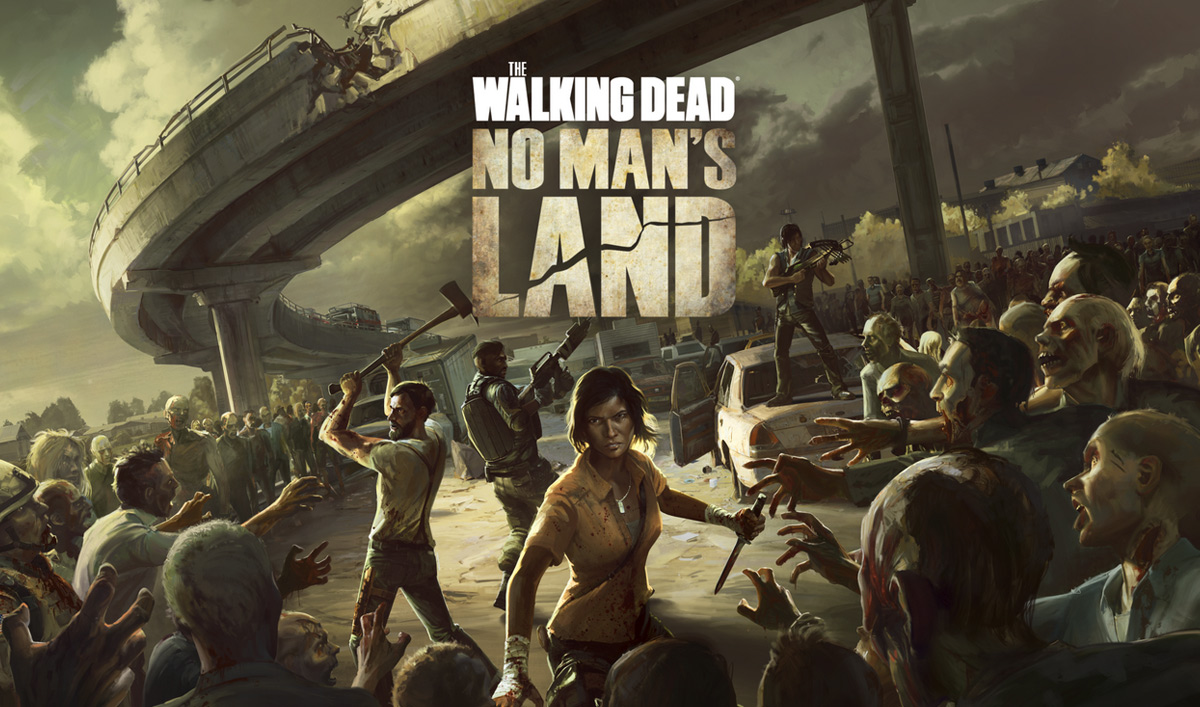 <em>The Walking Dead: No Man&#8217;s Land</em> Mobile Game Now Available for Android