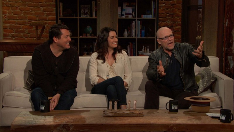 Talking Dead: Highlights: Episode 606: Michael Rooker on Playing Merle