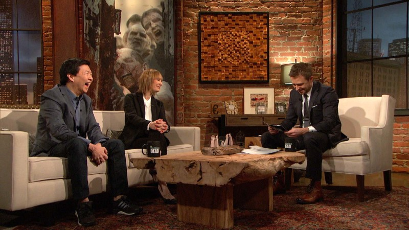 Bonus Scene: Talking Dead: Episode 607