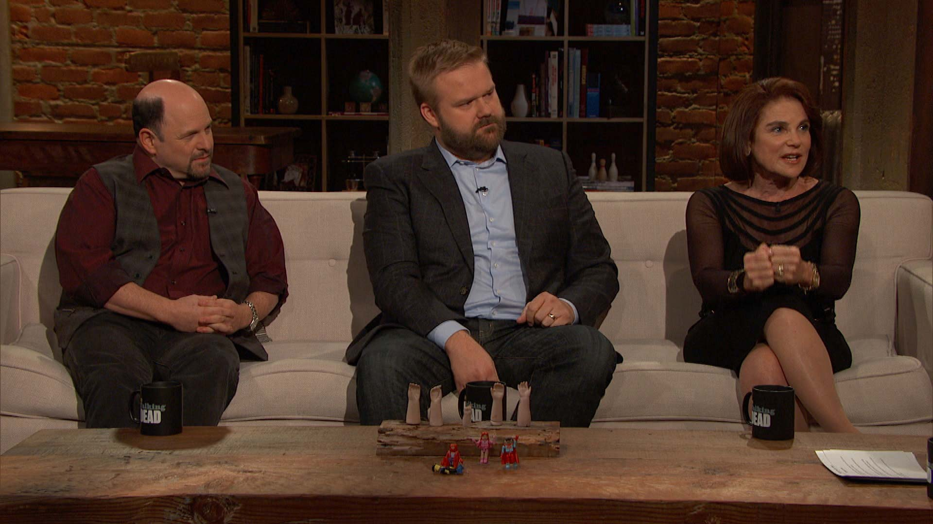 Bonus Scene: Talking Dead: Episode 608