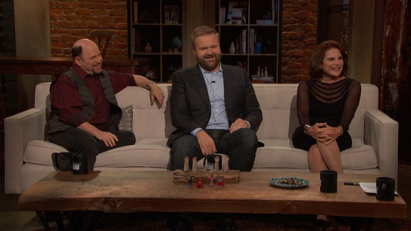 Highlights: Episode 608: Talking Dead: Robert Kirkman on Sam