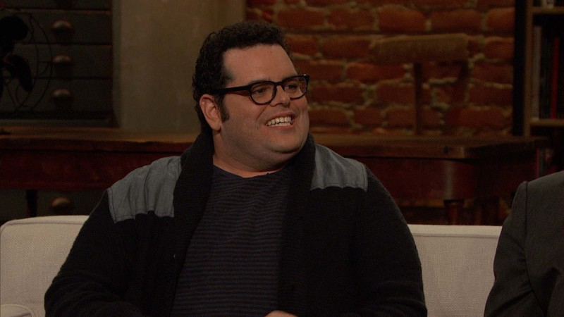 Talking Dead: Josh Gad Predicts What's Next: Episode 604: Talking Dead