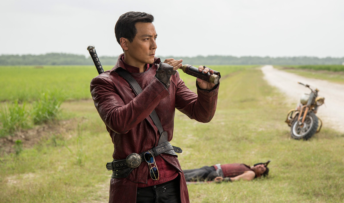 Daniel Wu Spotlighted by <em>CCTV</em>; Orla Brady Talks <em>Badlands</em>