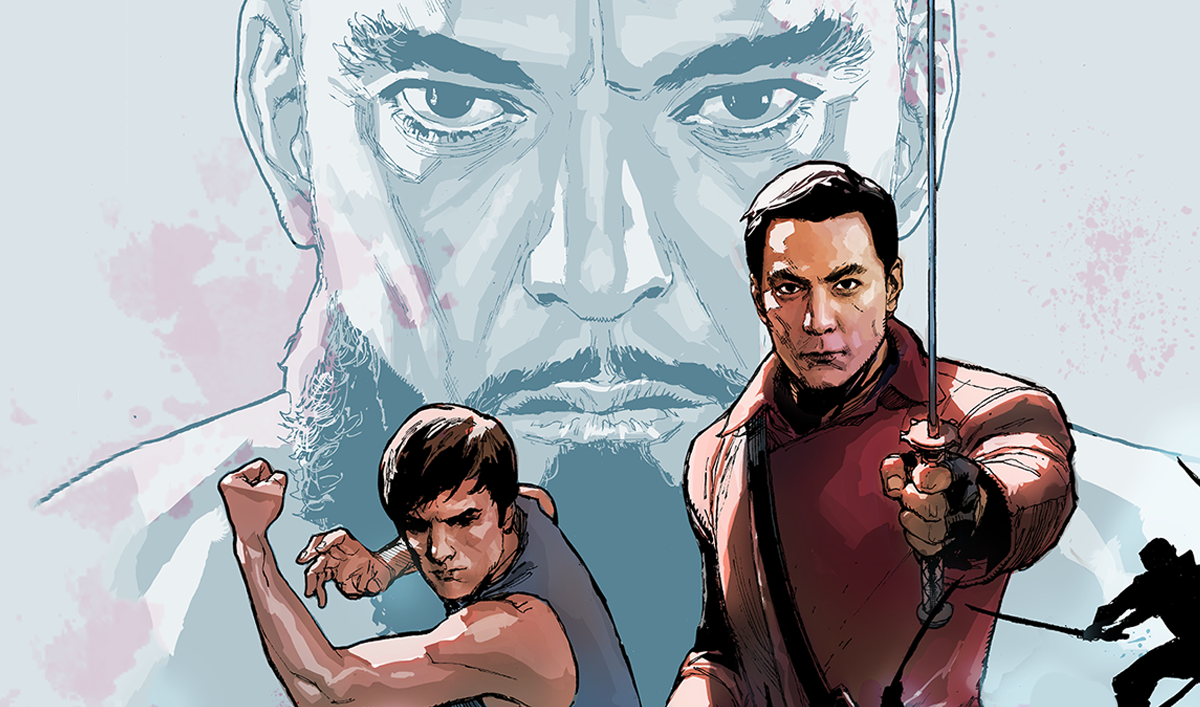 <em>Into the Badlands</em> Digital Comic Issue #1 Is Here