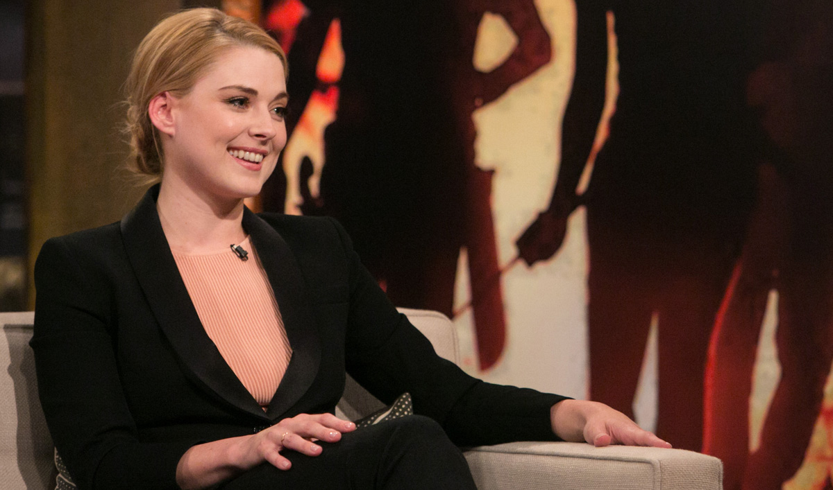 <em>Talking Dead</em> Airs This Sunday 10/9c With Alexandra Breckenridge and Zachary Levi