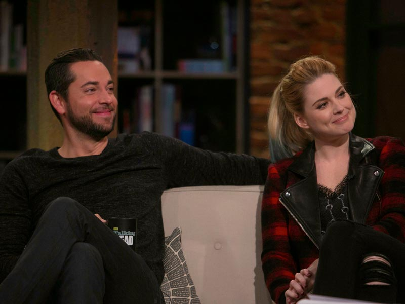 talking-dead-episode-606-zachary-levi-alexandra-breckenridge-800×600