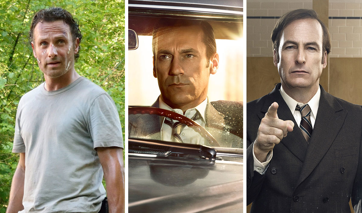 AMC Receives Ten Nominations for Golden Globes, SAG, PGA and NAACP Image Awards