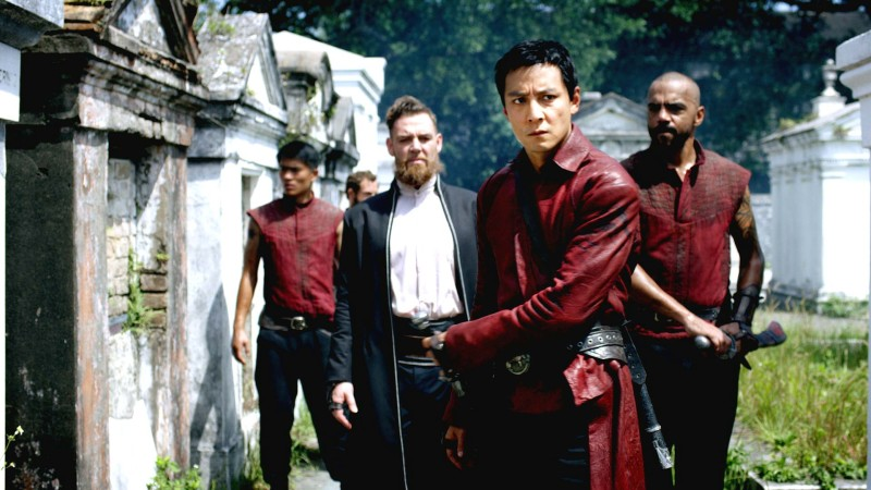 Next On: Episode 104: Into the Badlands: Two Tigers Subdue Dragons