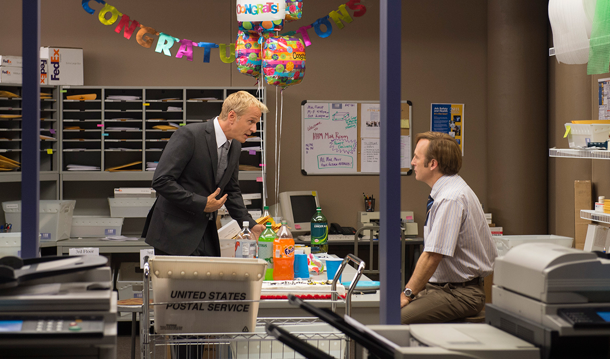 <em>Forbes</em> Rates <em>Saul</em> No. 1; <em>Elle</em> Commends Bob Odenkirk