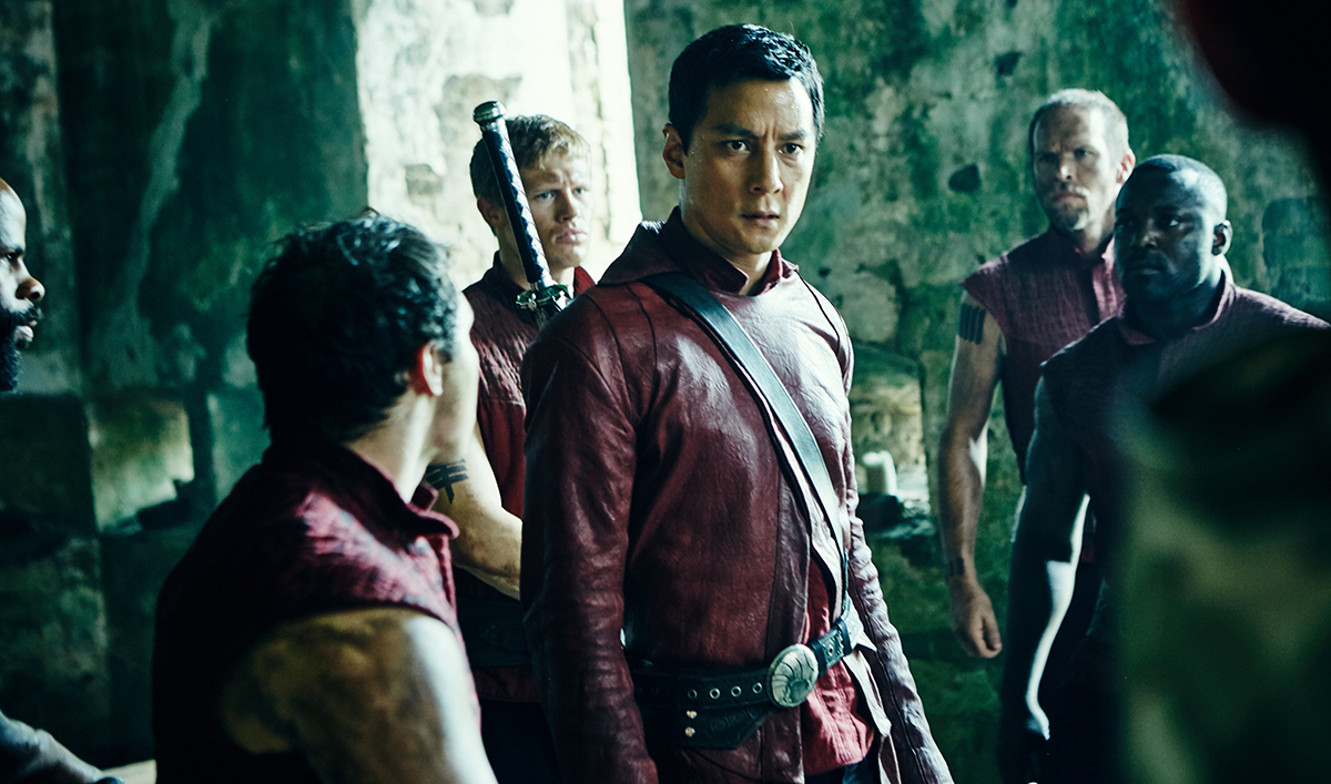 Extras for the Season Finale of <em>Into the Badlands</em>
