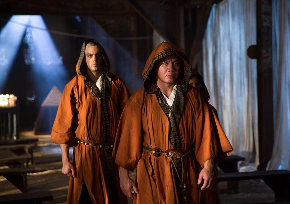 Into the Badlands Season 1 Episode Photos