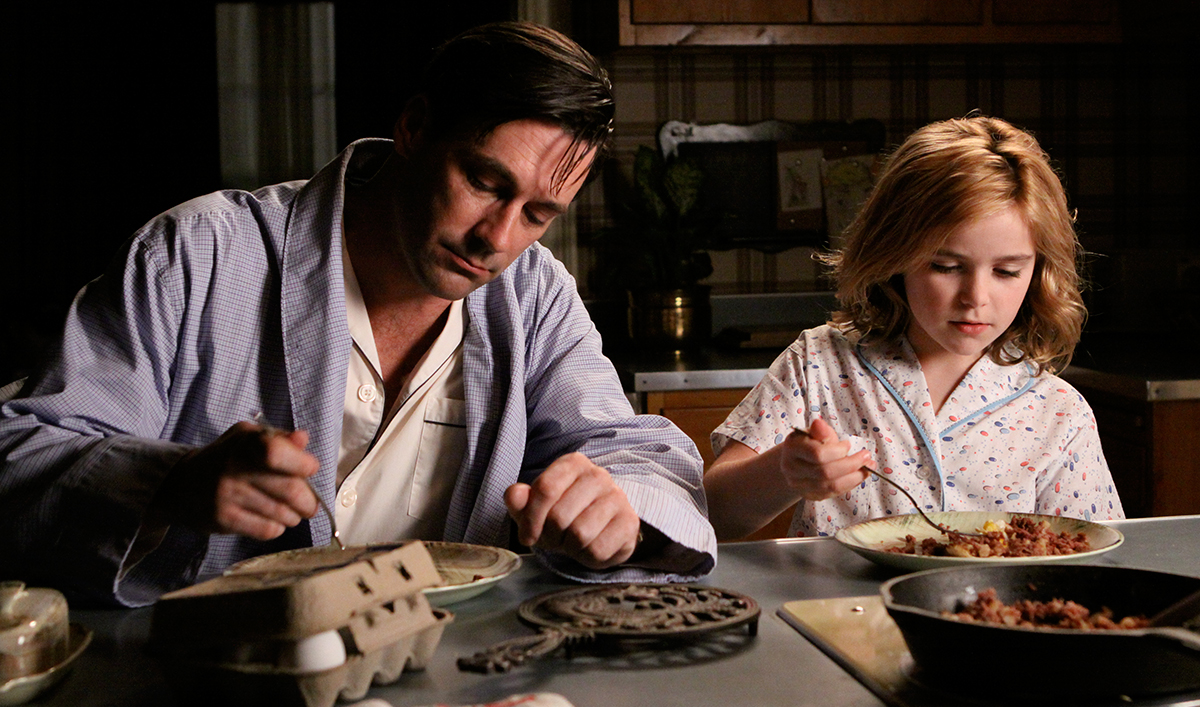 Jon Hamm in <em>Sesame Street</em> Trailer; <em>Mad Men</em> Wins Year-End Kudos