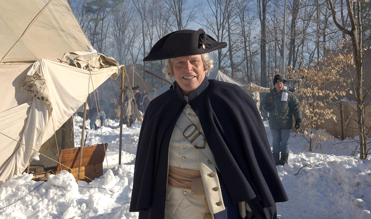 Virginia Governor Terry McAuliffe to Appear in <em> TURN: Washington&#8217;s Spies</em> Season 3