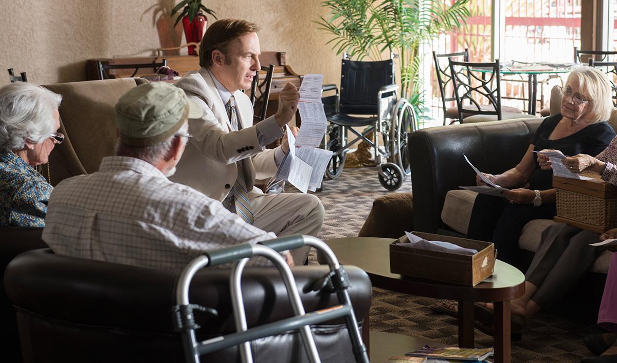 Bob Odenkirk Teases Season 2 to <em>Variety</em>; <em>USA Today</em> Views New Clip