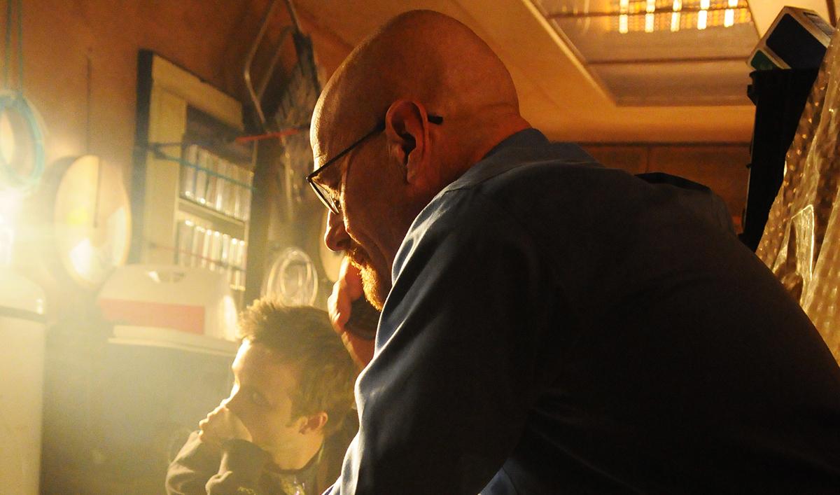 Bryan Cranston Talks to <em>L.A. Times</em>; <em>Bad</em>&#8216;s <em>X-Files</em> Connections