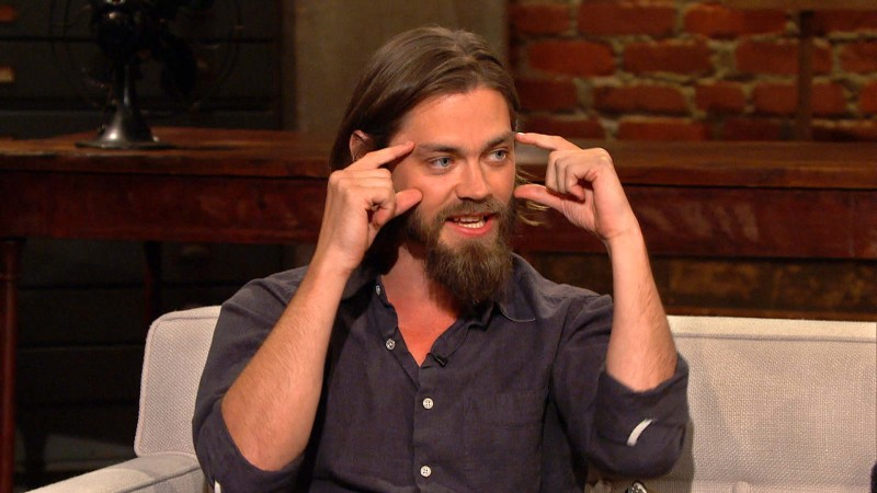 Talking Dead: Highlights: Episode 611: Jesus' Wardrobe
