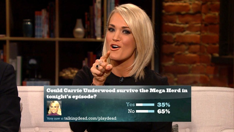 Highlights: Episode 609: Talking Dead: Carrie's Survivability
