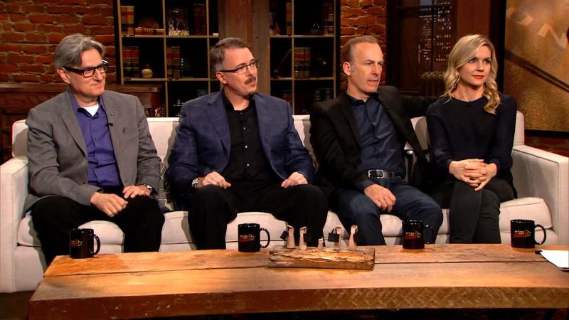 Bonus Scene: Talking Saul: Episode 201