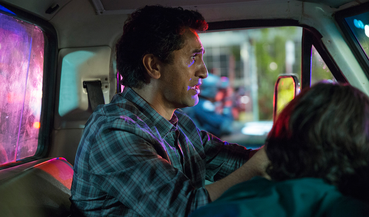 <em>Fear</em> Heads to Comic-Con; Cliff Curtis Invited to Join Oscars Academy