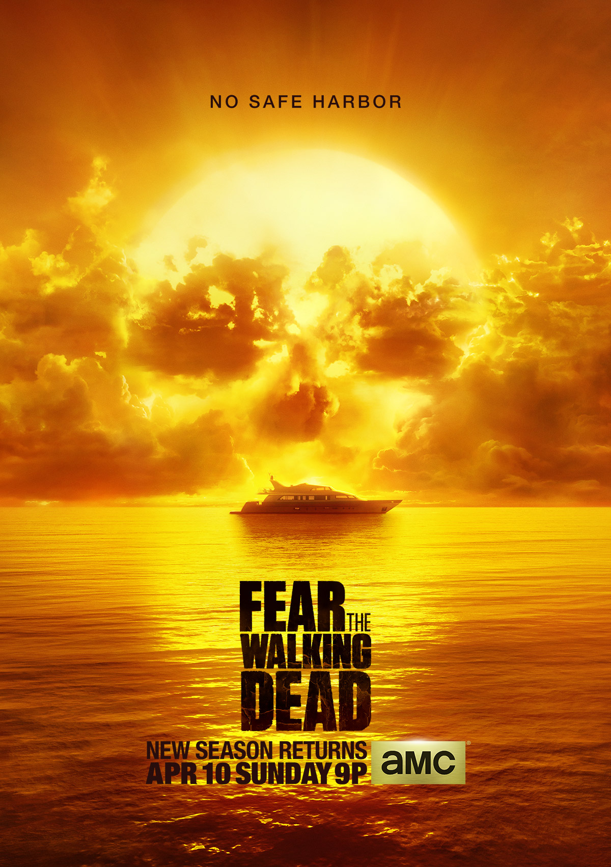 Fear The Walking Dead 2x09 - Los muertos [HDTV] [Sub]