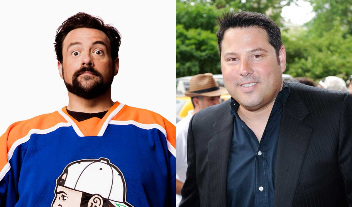 AMC to Premiere All-New Talk Show, <em>Geeking Out</em>, Featuring Kevin Smith and Greg Grunberg