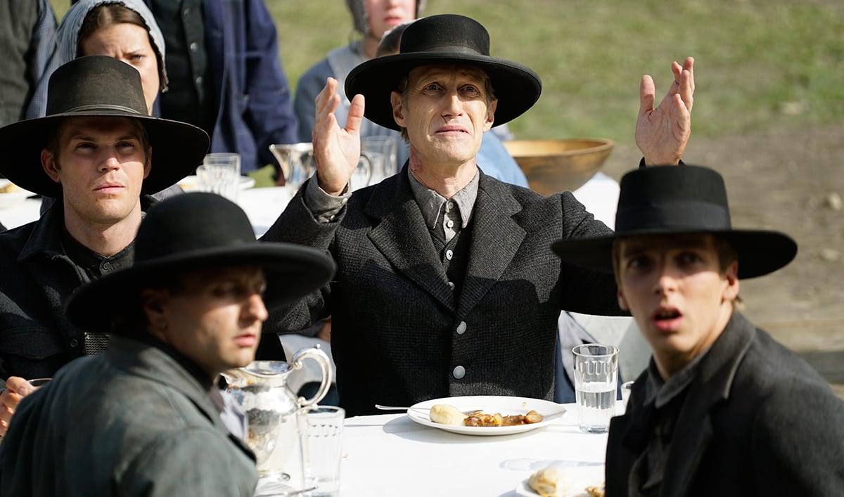 Anson Mount in <em>Mr. Right</em> Trailer; Christopher Heyerdahl Cast in TV Series