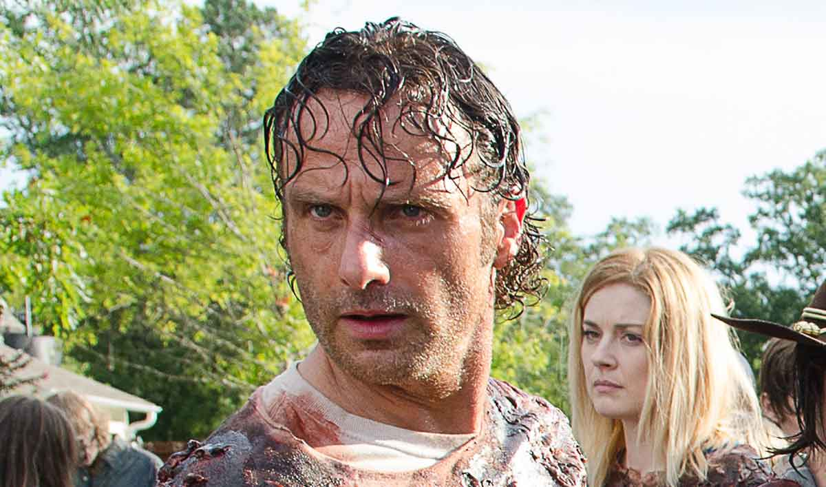<em>The Walking Dead</em> Q&#038;A – Andrew Lincoln (Rick Grimes) (Spoilers)
