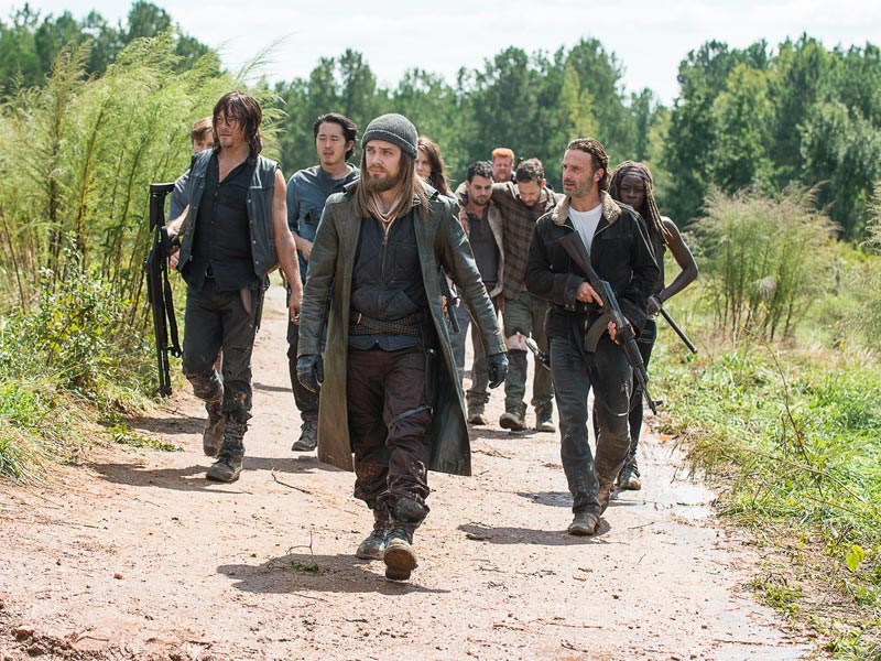 The Walking Dead Season 6 Episode 11 Amc