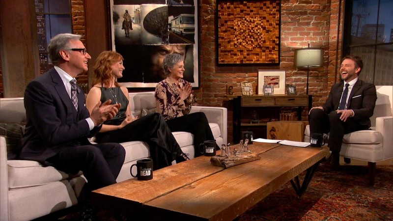 Bonus Scene: Talking Dead: Episode 613