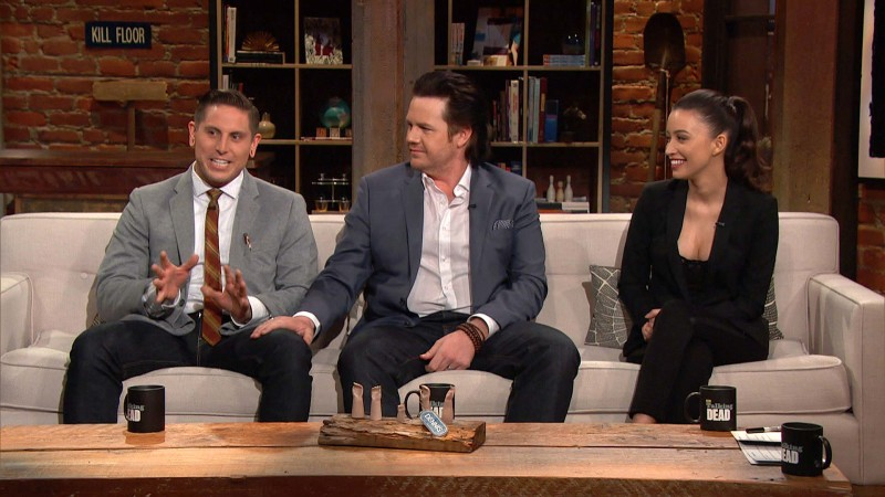 Talking Dead: Highlights: Episode 614: Ultimate Walking Dead Fan