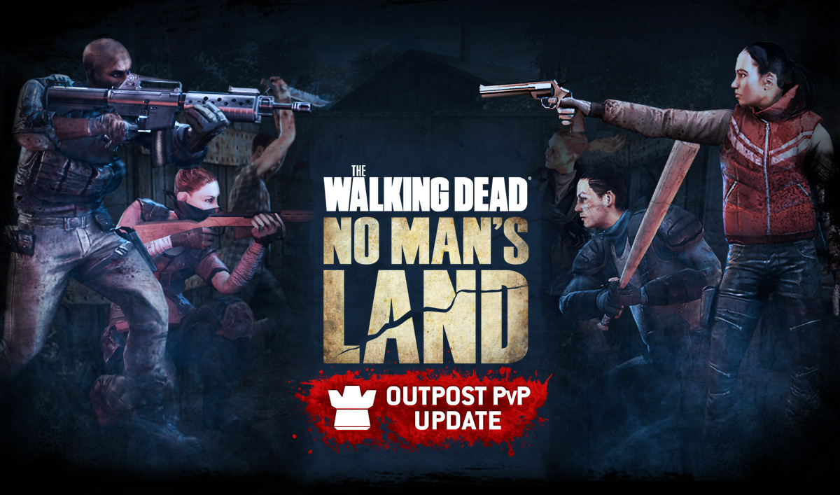 <em>The Walking Dead No Man&#8217;s Land</em> Now Featuring Player Versus Player Combat
