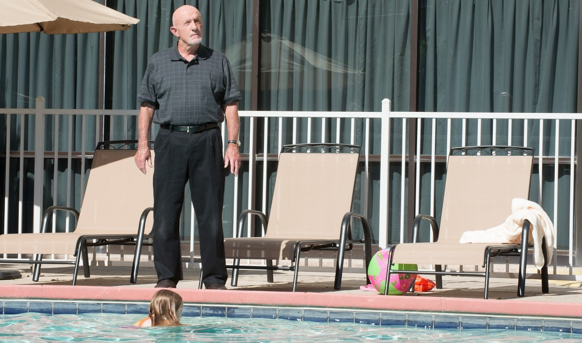 Talked About Scene from Episode 6 of <em>Better Call Saul</em>: Mike&#8217;s Family Is in Danger