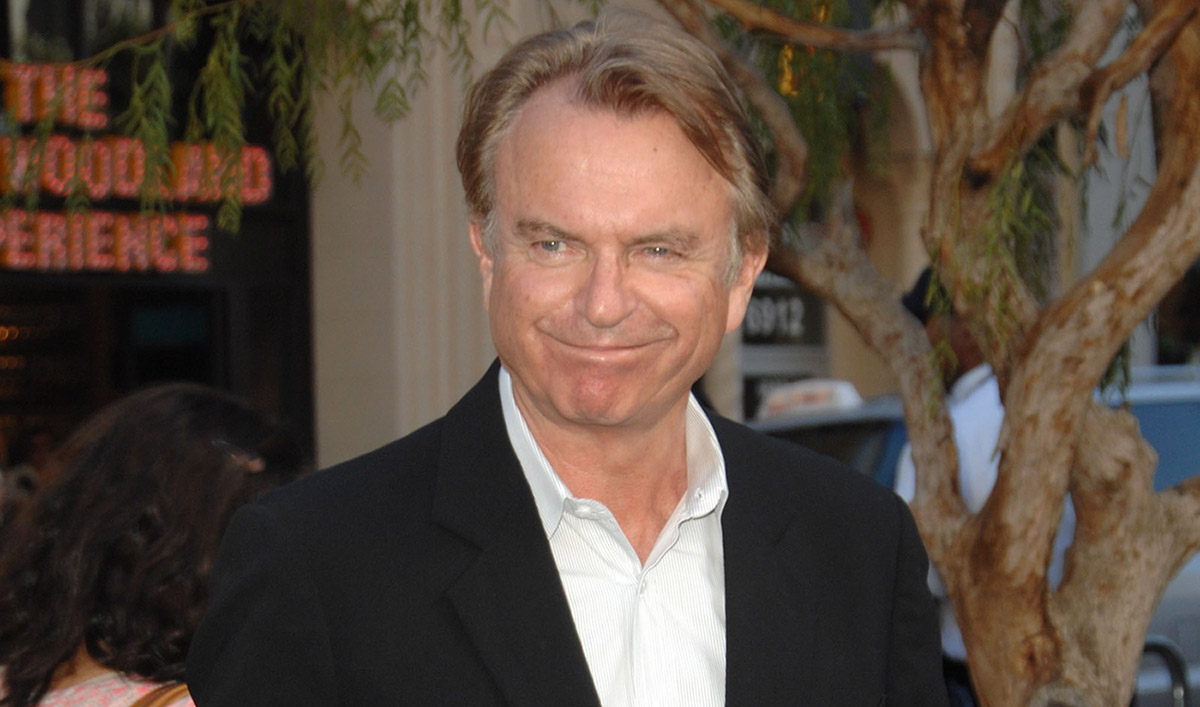 Sam Neill at arrivals for Legend of the Guardians: The Owls of Ga''Hoole, Grauman''s Chinese Theatre, Los Angeles, CA September 19, 2010. Photo By: Dee Cercone/Everett Collection