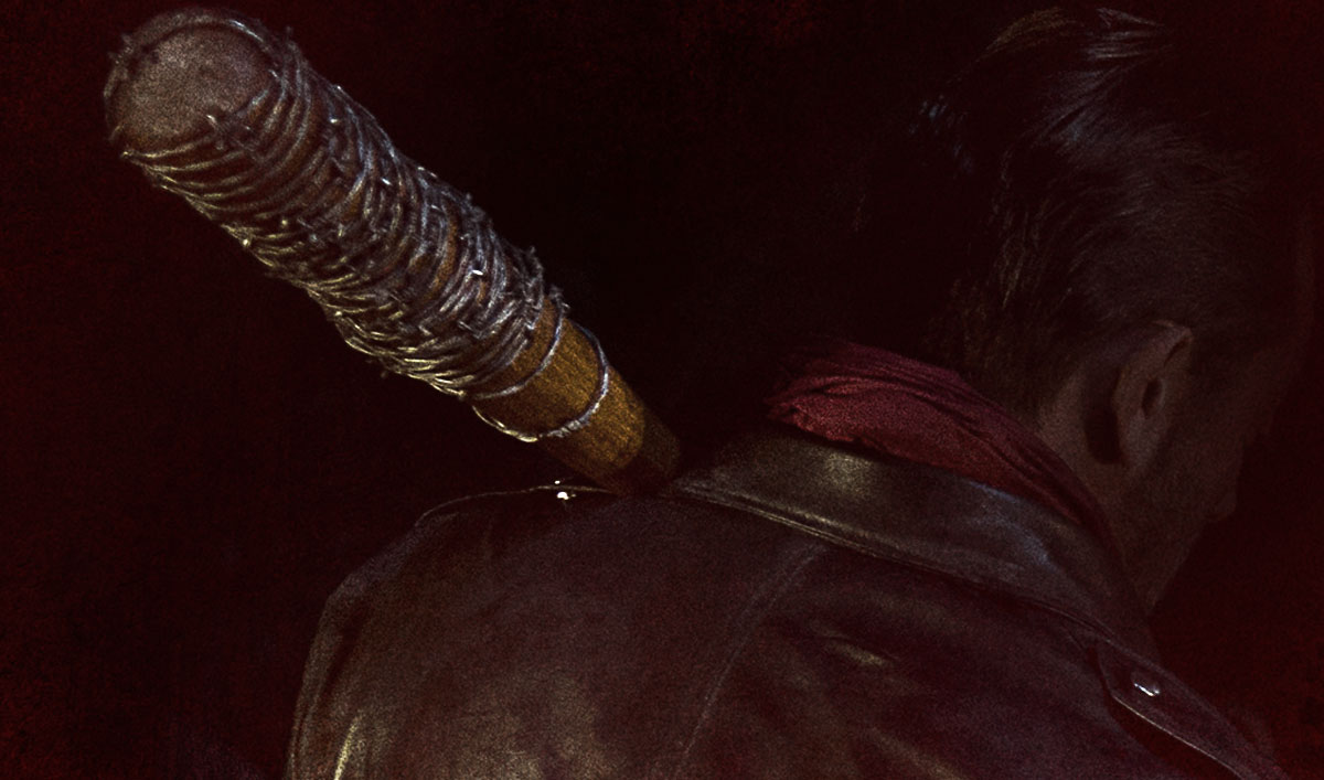 Get a First Look at Negan Before This Sunday's Season Finale