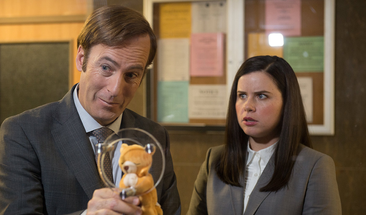 Bob Odenkirk&#8217;s Season 3 Hopes; <em>Yahoo TV</em> Wants Odenkirk Emmy Nom