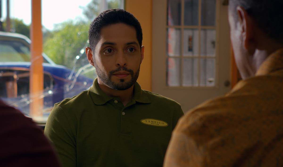 <em>Better Call Saul</em> Q&#038;A – Max Arciniega (Domingo &#8220;Krazy-8&#8221; Molina)