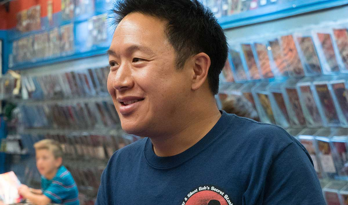 <em>Comic Book Men</em> Q&#038;A &#8211; Ming Chen