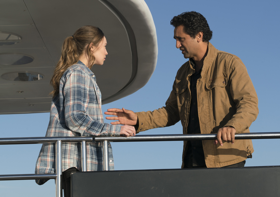 Fear the Walking Dead 2×1
