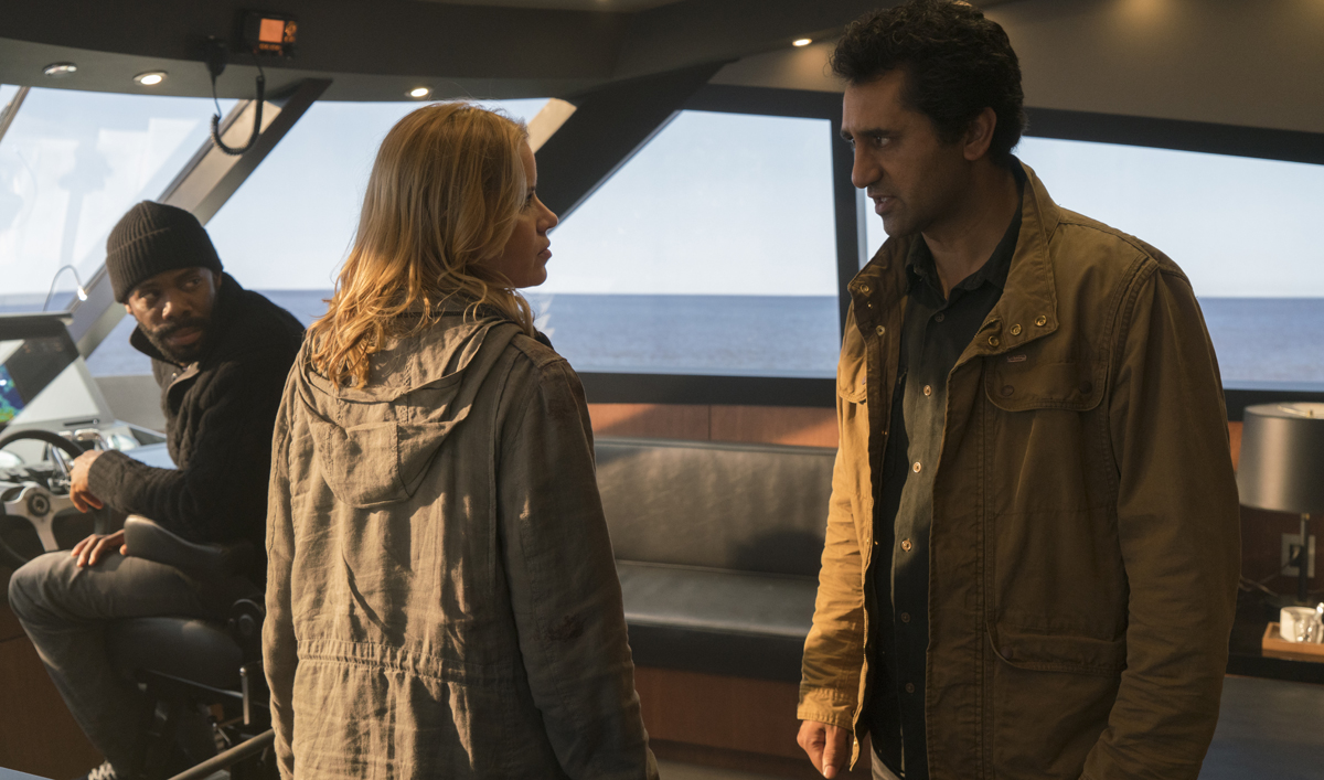 Get a Glimpse of <em>Fear the Walking Dead</em> Season 2 With New Photos