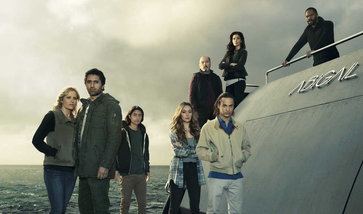 Ten Ways to Get Ready for the <em>Fear the Walking Dead</em> Season 2 Premiere This Sunday 9/8c