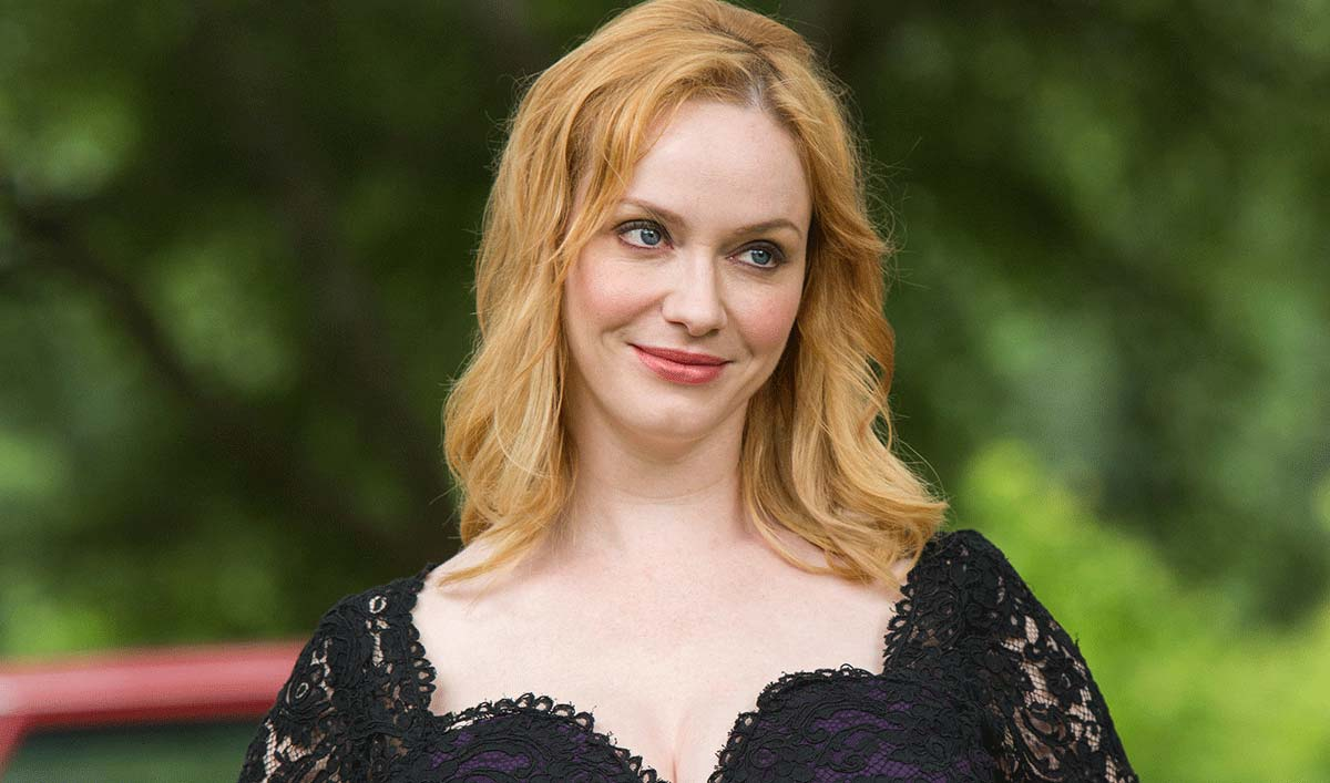<em>Variety</em>, </em>EW</em> Buzz About Christina Hendricks in <em>Hap and Leonard</em>