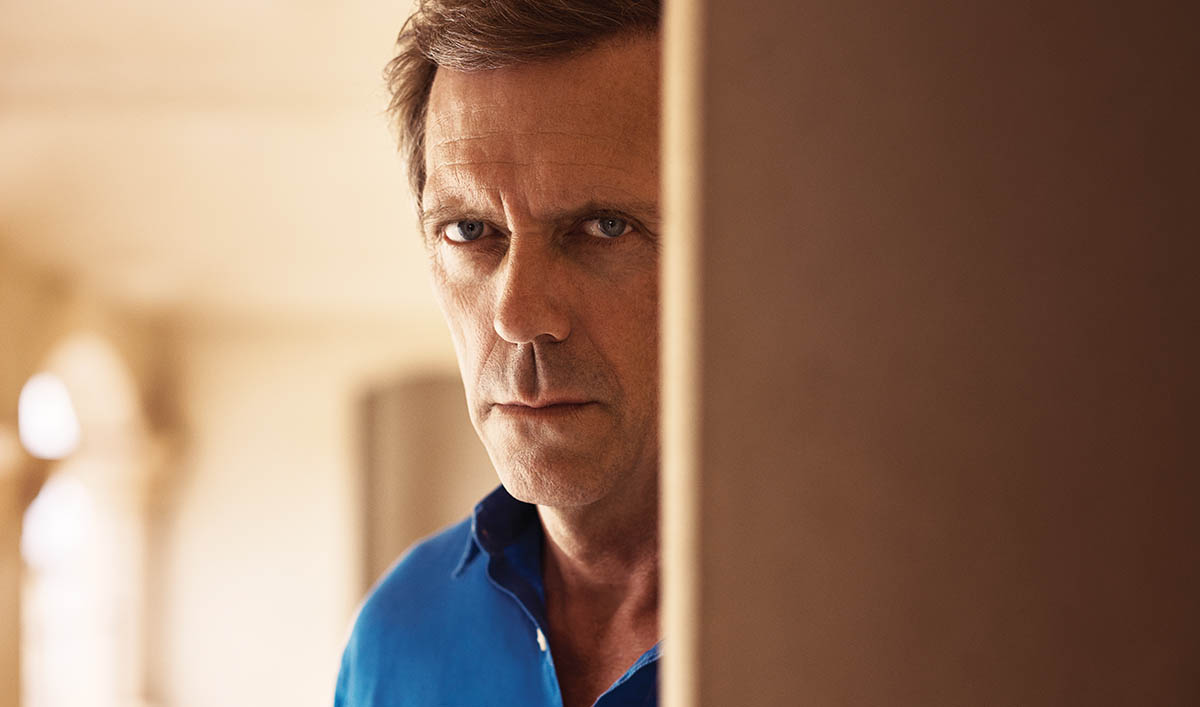 Hugh Laurie Interviewed by <em>NZ Herald</em>; Tom Hiddleston Talks to <em>Telegraph</em>