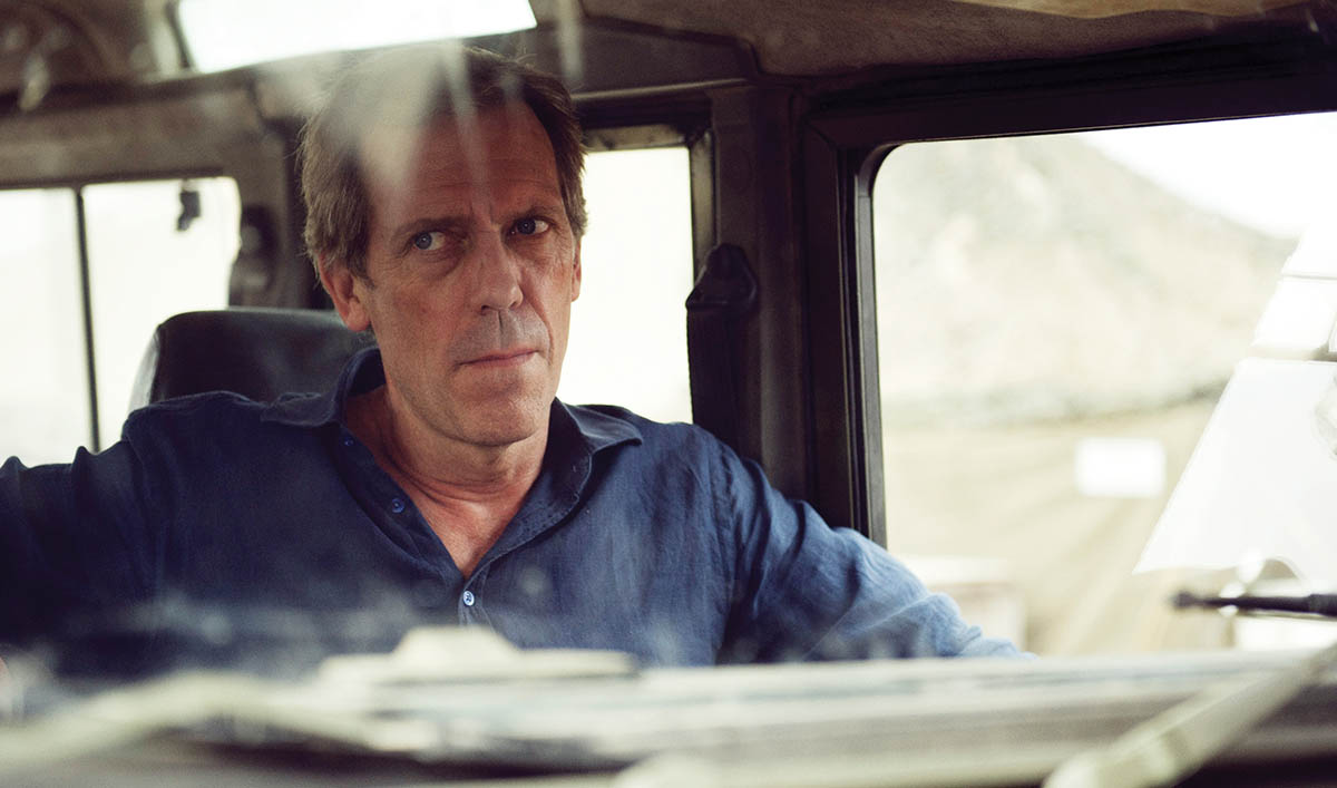 Hugh Laurie on <em>Night Manager</em> Character; EP on John le Carré&#8217;s Influence